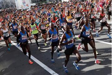 参加 一般 東京 マラソン
